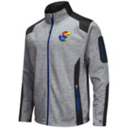 Men's Kansas Jayhawks Double Coverage Jacket