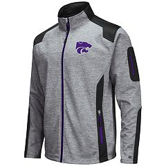 Men's Kansas State Wildcats Double Coverage Softshell Jacket