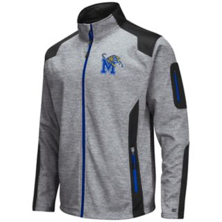 Men's Memphis Tigers Double Coverage Softshell Jacket