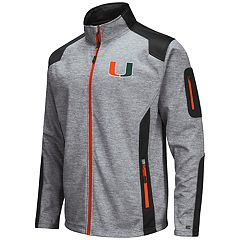 Men's Miami Hurricanes Full Coverage Jacket