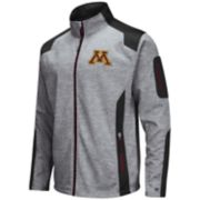 Men's Minnesota Golden Gophers Double Coverage Softshell Jacket