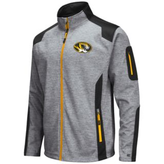 Men's Missouri Tigers Double Coverage Softshell Jacket