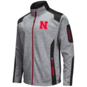 Men's Nebraska Cornhuskers Double Coverage Jacket