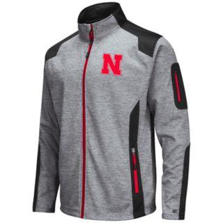 Men's Nebraska Cornhuskers Double Coverage Jacket