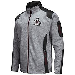 Men's New Mexico State Aggies Double Coverage Softshell Jacket