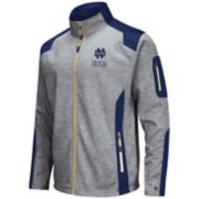 Men's Notre Dame Fighting Irish Double Coverage Softshell Jacket