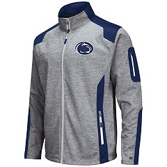 Men's Penn State Nittany Lions Double Coverage Softshell Jacket