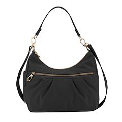 Travelon Anti-Theft Signature Hobo Bag