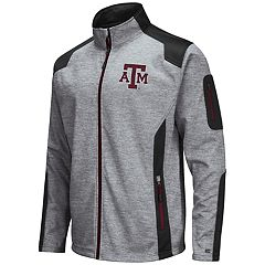 Men's Texas A&M Aggies Double Coverage Softshell Jacket