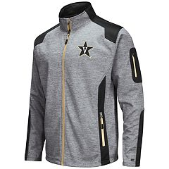 Men's Vanderbilt Commodores Double Coverage Softshell Jacket