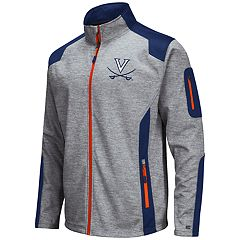 Men's Virginia Cavaliers Double Coverage Softshell Jacket