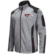Men's Virginia Tech Hokies Double Coverage Softshell Jacket