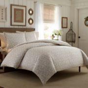Laura Ashley Victoria Sateen Comforter Set