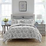Laura Ashley Lifestyles Annalise Comforter Set