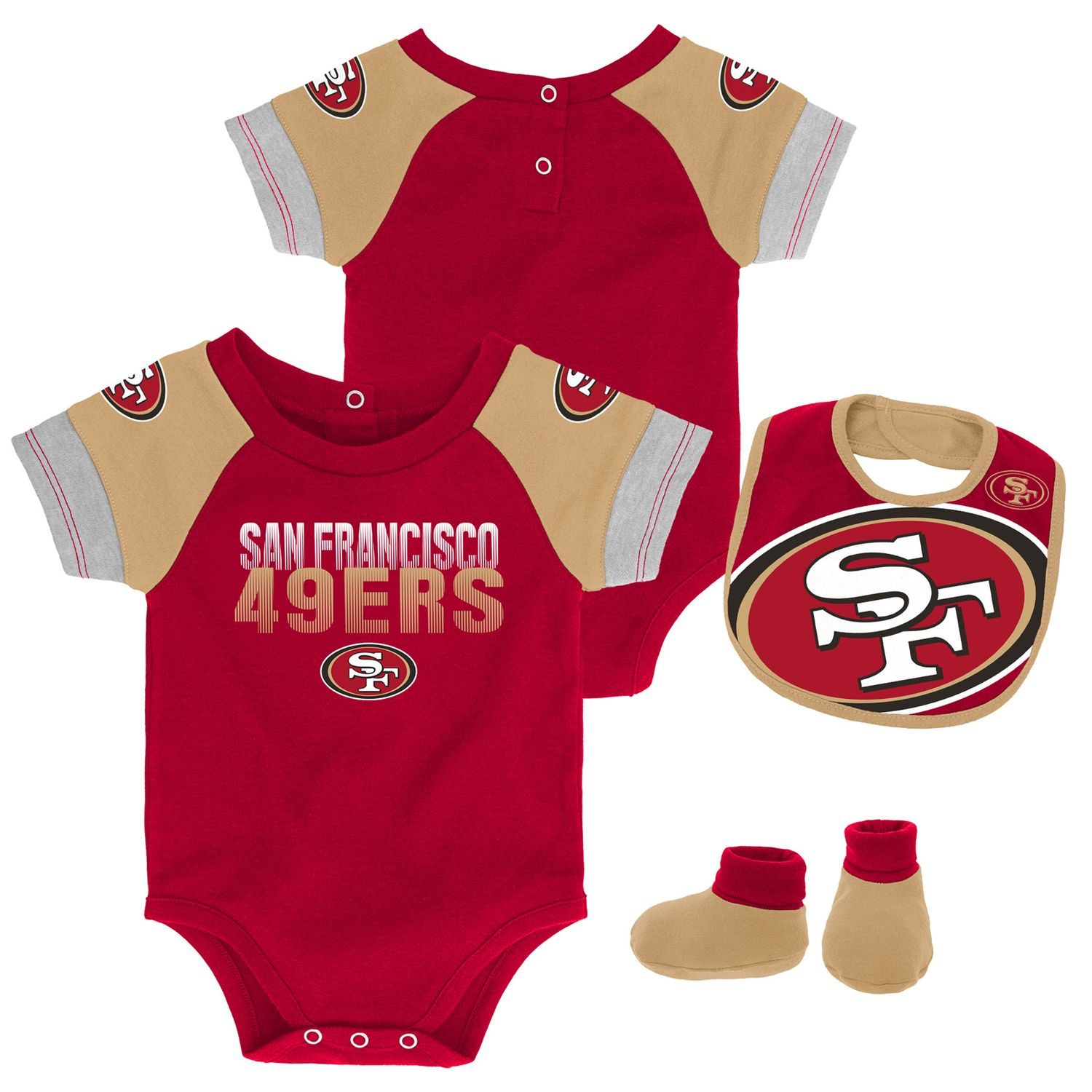 baby 49ers jersey