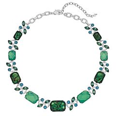 Napier Beaded Collar Necklace