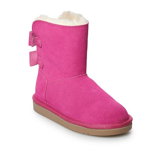 Koolaburra by UGG Attie Girls' Winter Boots