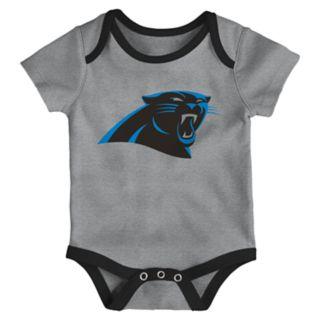 Baby Carolina Panthers Little Tailgater Bodysuit Set