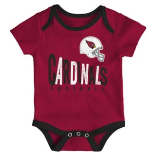 Baby Arizona Cardinals Little Tailgater Bodysuit Set
