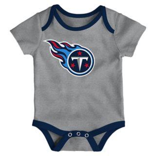 Baby Tennessee Titans Little Tailgater Bodysuit Set