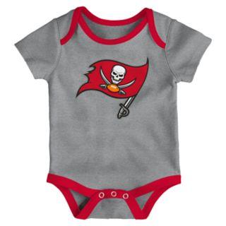 Baby Tampa Bay Buccaneers Little Tailgater Bodysuit Set