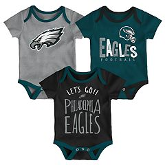 Baby Philadelphia Eagles Little Tailgater Bodysuit Set