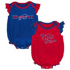 Baby Girl Buffalo Bills Homecoming Bodysuit Set