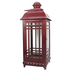St. Nicholas Square® Red Lantern Decor