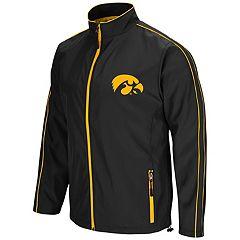 Men's Iowa Hawkeyes Barrier Wind Jacket