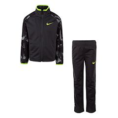 Boys 4-7 Nike Zip Raglan Track Jacket & Pants Set