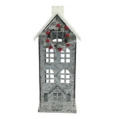 St. Nicholas Square® Large House Lantern Christmas Decor