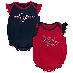Baby Girl Houston Texans Homecoming Bodysuit Set