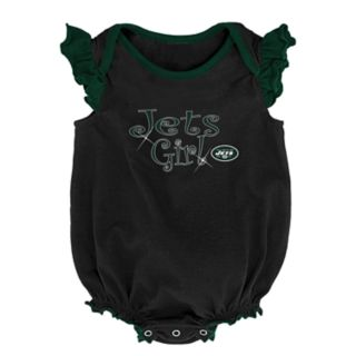 Baby Girl New York Jets Homecoming Bodysuit Set