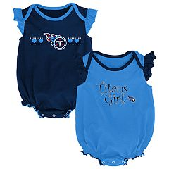 Baby Girl Tennessee Titans Homecoming Bodysuit Set