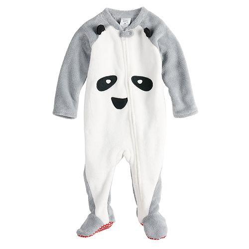 1eb2d53ec Baby Infant Jammies For Your Families Panda Bear Microfleece Blanket ...