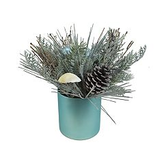 St. Nicholas Square® Coastal Pine Christmas Table Decor