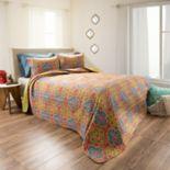 Arlene Embossed Reversible Quilt Set by Portsmouth Home