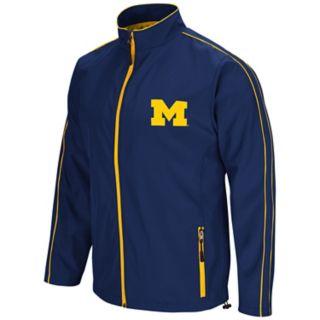 Men's Michigan Wolverines Barrier Wind Jacket