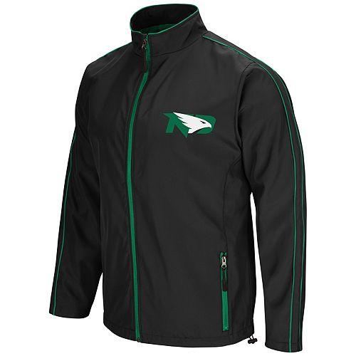 Men's North Dakota Fighting Hawks Barrier Wind Jacket