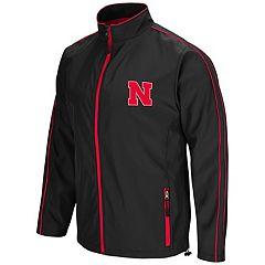 Men's Nebraska Cornhuskers Barrier Wind Jacket