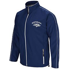 Men's Nevada Wolf Pack Barrier Wind Jacket