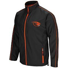 Men's Oregon State Beavers Barrier Wind Jacket