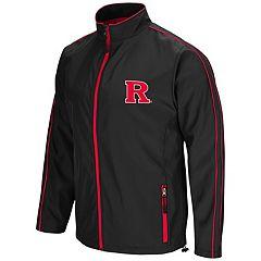 Men's Rutgers Scarlet Knights Barrier Wind Jacket