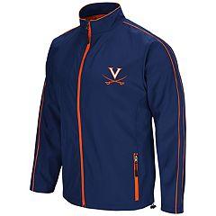 Men's Virginia Cavaliers Barrier Wind Jacket