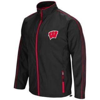 Men's Wisconsin Badgers Barrier Wind Jacket