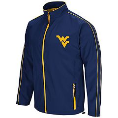 Men's West Virginia Mountaineers Barrier Wind Jacket