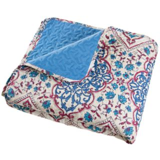 Alexandra Embossed Reversible Quilt Set by Portsmouth Home