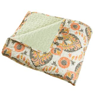 Maria Embossed Reversible Quilt Set by Portsmouth Home
