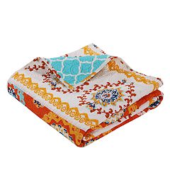 Barefoot Bungalow Rozario Throw