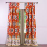 Barefoot Bungalow Rozario Window Curtain Set